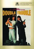 Double Trouble - DVD  1992 Barbarian Brothers  David / Peter Paul
