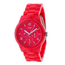 GUESS MUJER Reloj de cuarzo Modelo ROSA w11603l4 Resistente Al Agua 5atm