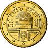 [#772908] Austria, 50 Euro Cent, 2003, MS(63), Brass, KM:3087