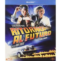 Box *** RITORNO AL FUTURO - La Trilogia - Cofanetto Completo (4 Blu-ray) ***