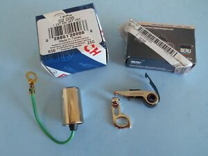 Alfa Romeo 1600 - Porsche 356 - Volvo B18 - VW Ignition Points & Condenser SET