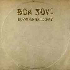BON JOVI - BURNING BRIDGES: CD ALBUM (August 21st 2015)