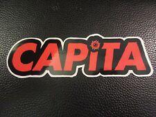 CAPITA SNOWBOARD DECAL STICKER