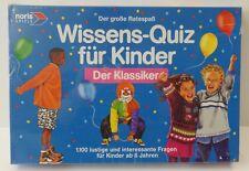 Noris Spiele Wissens-Quiz für Kinder Der Klassiker - NEU NEW eingeschweißt