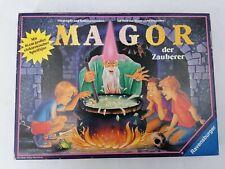 Ravensburger MAGOR DER ZAUBERER, gebraucht
