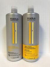Kadus Professional Visible Repair Shampoo & Conditioner Duo - 33.8oz LITER DUO