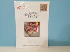 Barbara Ana Designs Counted X-stitch Chart - Christmas Biscornu NEW