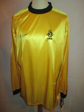 Holland 1998-1999 Player Issue code 7 Goalkeeper Football Shirt Size XXL /32158