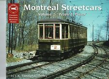 Montreal Streetcars Volume 2 (PRICE REDUCED)