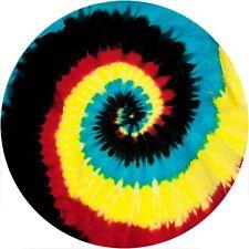 Tie Dye #1 Swirl Spare Tire Cover Fits jeep, rv, camper, trailer, backup camera