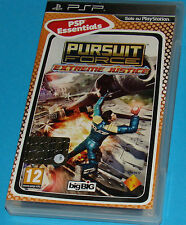 Pursuit Force - Extreme Justice - Sony PSP - PAL