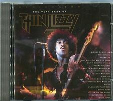 Thin Lizzy   CD   DEDICTION ( THE VERY BEST OF)   (c) UK 1991
