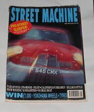 STREET MACHINE MAY 1990 - PRO STREET SLEEPER!