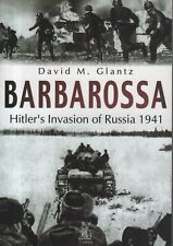 "DAVID M. GLANTZ - ""BARBAROSSA"" - HITLER'S INVASION OF RUSSIA - TEMPUS 1st (2001)"