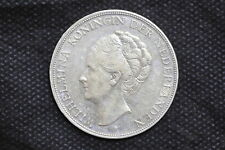 Netherlands 1929 2½ Gulden Silver Coin ( Weight : 24.91 g ) C170