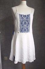 Dress 12 | Blue & White Sun Dress | BNWT