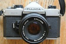 Fujica STX-1 + X Fujinon FM 50mm 1:1.9 Lens NEW SEALS NICE