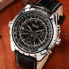 Jaragar Autometic Luxury Mechanical Month Day Date Analogue Wrist Watch 212#