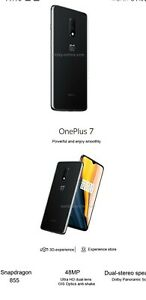 ONE PLUS 7 48 Mega Pixel Camera 8 GB + 256 GB