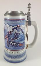 1992 US Winter Olympic Team Stein Albertville France With COA
