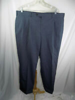 Burberrys Men's Wool Blue Suit Pants Slacks Sz 42 x 28