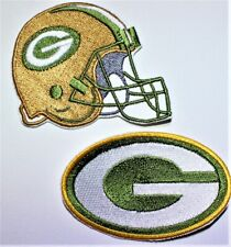NFL Green Bay Packers Embroidered   Iron-on Patch FREE SHIP