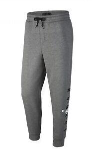 Men's Jordan Jumpman Air GFX Fleece Jogger Sweat Pants-Size xl (AA1454 091)