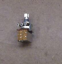 A500K Push Pull DPDT Audio Taper Guitar Potentiometer Control Switch Pot
