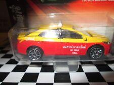 majorette 1/62 ou 1/64 TOYOTA COROLLA ALTIS taxi thai
