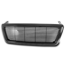 2004-2008 FORD F150 TRUCK HORIZONTAL FRONT UPPER TOP HOOD GRILLE GRILL BLACK NEW