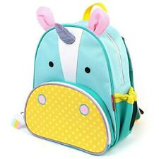 Skip Hop Zoo Little Kid and Toddler Backpack Eureka Unicorn New