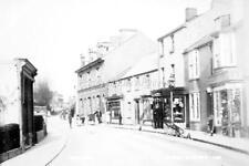 Ztr-8 Animated Street Scene, Shaldon, South Devon. Photo