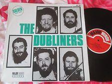 Dubliners la Dubliners: la serie 200 principales menor gol Reino Unido Vinilo Lp Álbum