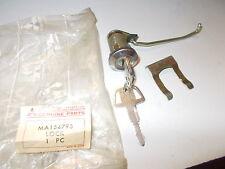 Mopar NOS Door Lock Cyl.& Keys Pkg. Lt. 71-74 Dodge Colt 2 Door Hardtop