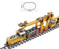LEGO MEGABLOKS TRENI COMPATIBIL100%☆ TRASPORTO CARICHI PESANTI ☆ MOC IN BULK BOX