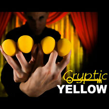 Yellow Sponge Balls - Magic Tricks - New
