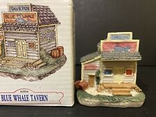 Vintage Liberty Falls The Americana Collection Blue Whale Tav Ah04 1991, In Box