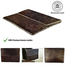 DBramante 1928 Apple iPad Pro 9.7 inch Genuine Cow Hide Leather Sleeve Envelope