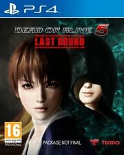 Dead or Alive 5 Last Round PlayStation 4 Ps4