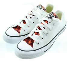 Converse Chuck Taylor Unisex All Star Fashion Shoes Sneakers 858247 White, 3.5