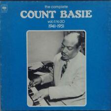 Count Basie  - Vol. 11 To 20 1941-1951 (10xLP,33, Comp) CBS 66102