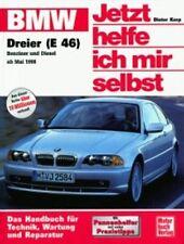 WERKSTATTHANDBUCH WARTUNG JETZT HELFE ICH MIR SELBST 214 BMW 3er DREIER E 46