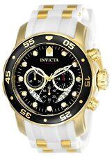Invicta Men's Pro Diver 20289 48mm Black Dial Chronograph Watch