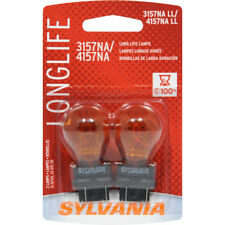 Turn Signal Light Bulb-Long Life Blister Pack Twin Front/Rear SYLVANIA