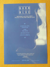 Born to be Blue 2016 Korean Movie Mini Posters Movie Flyers Ver.1 of 2