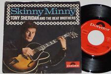 "TONY SHERIDAN & THE BEATLES Split  7"" 45  Polydor Records (52 324)"