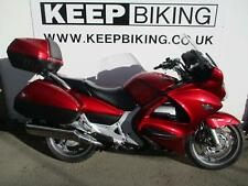 2009 HONDA ST1300A-9 PAN EUROPEAN ONLY 11491 MILES. 2 OWNERS. FULL HONDA LUGGAGE