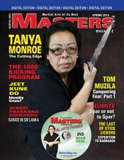 2019 Spring Issue of Masters Magazine & Frames Video (Collector's Edition Dvd/Cd