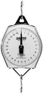 WEIGHING SCALE, HANGING, 5KG X 20G, BALANCE / SCALE TYPE HANGING SCAL FOR SALTER