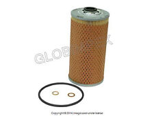 BMW 524TD '85-'86 Oil Filter Kit MAHLE-KNECHT +1 YEAR WARRANTY